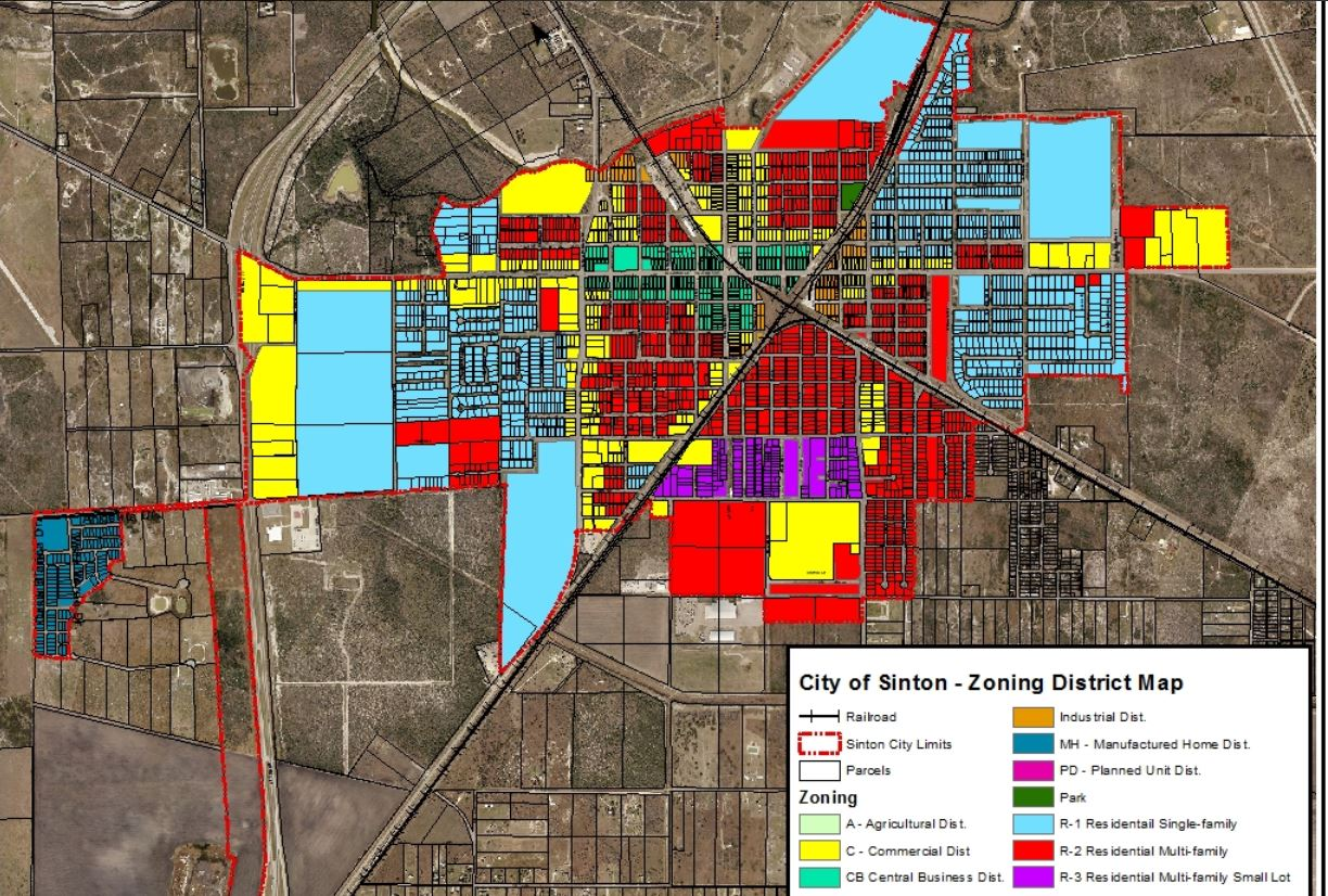 Planning and Zoning Commission | Sinton, TX - Official Website